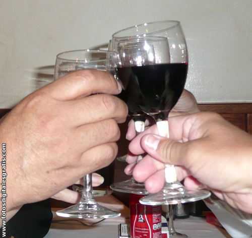 ♪♫♪ FELIIIIIIIZ CUMPLEAÑOS JOSEEEEEEEEEEEEEEEEEE_28♪♫♪ Brindis-VinoTinto-FDG