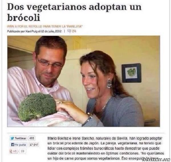 PUES SÍ... ESTAS COSAS OCURREN... - Página 5 631281442093512-vegetarianos