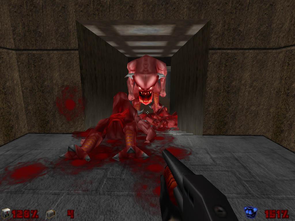 Quel est le titre de se jeux vidéo Doomremake_doom1_03