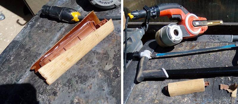 AK47 Type 3 marui - customisation avec du vrai bois d'arbres Gallery_22386_514_10217