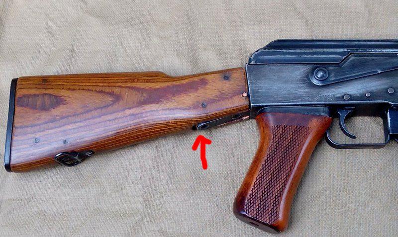 AK47 Type 3 marui - customisation avec du vrai bois d'arbres Gallery_22386_514_104905