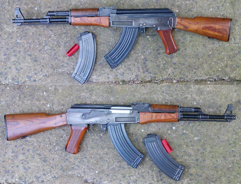 AK47 Type 3 marui - customisation avec du vrai bois d'arbres Gallery_22386_514_106476