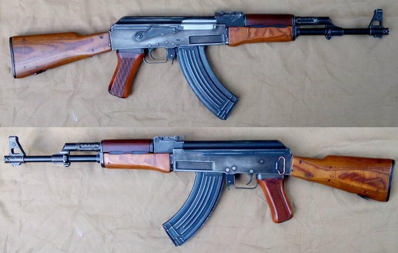 AK47 Type 3 marui - customisation avec du vrai bois d'arbres Gallery_22386_514_15459