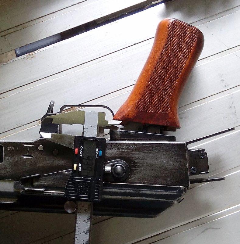 AK47 Type 3 marui - customisation avec du vrai bois d'arbres Gallery_22386_514_203318
