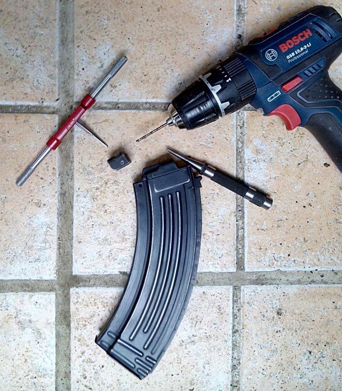 AK47 Type 3 marui - customisation avec du vrai bois d'arbres Gallery_22386_514_220176