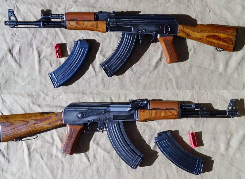 AK47 Type 3 marui - customisation avec du vrai bois d'arbres Gallery_22386_514_3514