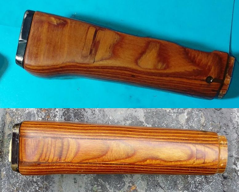 AK47 Type 3 marui - customisation avec du vrai bois d'arbres Gallery_22386_514_48095