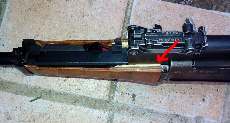 AK47 Type 3 marui - customisation avec du vrai bois d'arbres Gallery_22386_514_49867