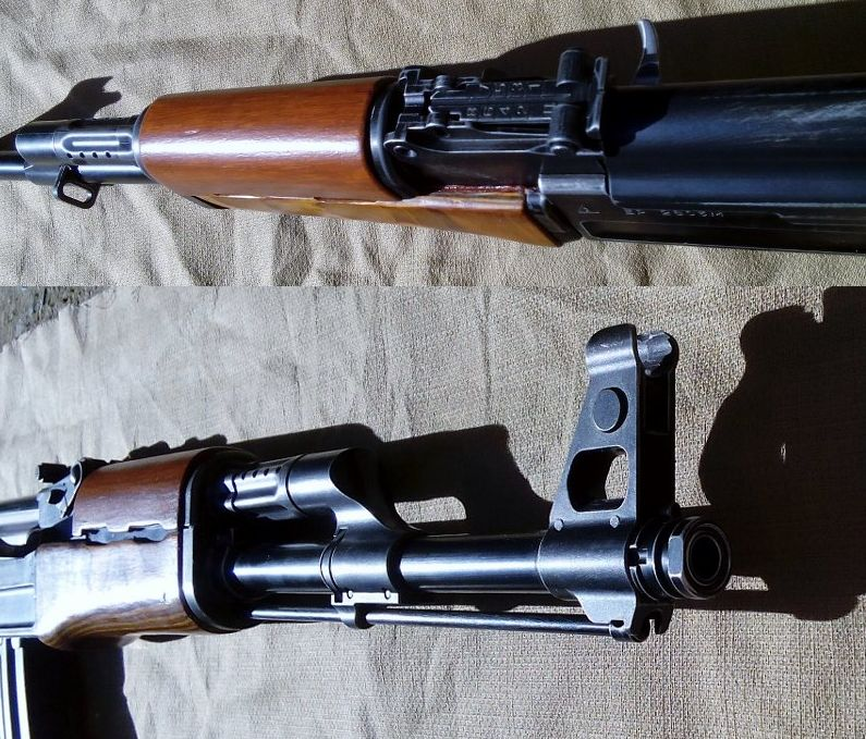AK47 Type 3 marui - customisation avec du vrai bois d'arbres Gallery_22386_514_62292