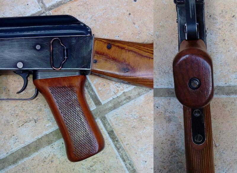 AK47 Type 3 marui - customisation avec du vrai bois d'arbres Gallery_22386_514_73276