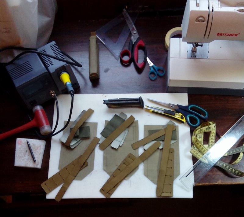Laser cutting et cordura laminé du pauvre Gallery_22386_522_7785