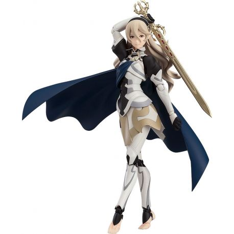 figurines FE Fire-emblem-fates-figurine-figma-corrin-female-good-smile-company