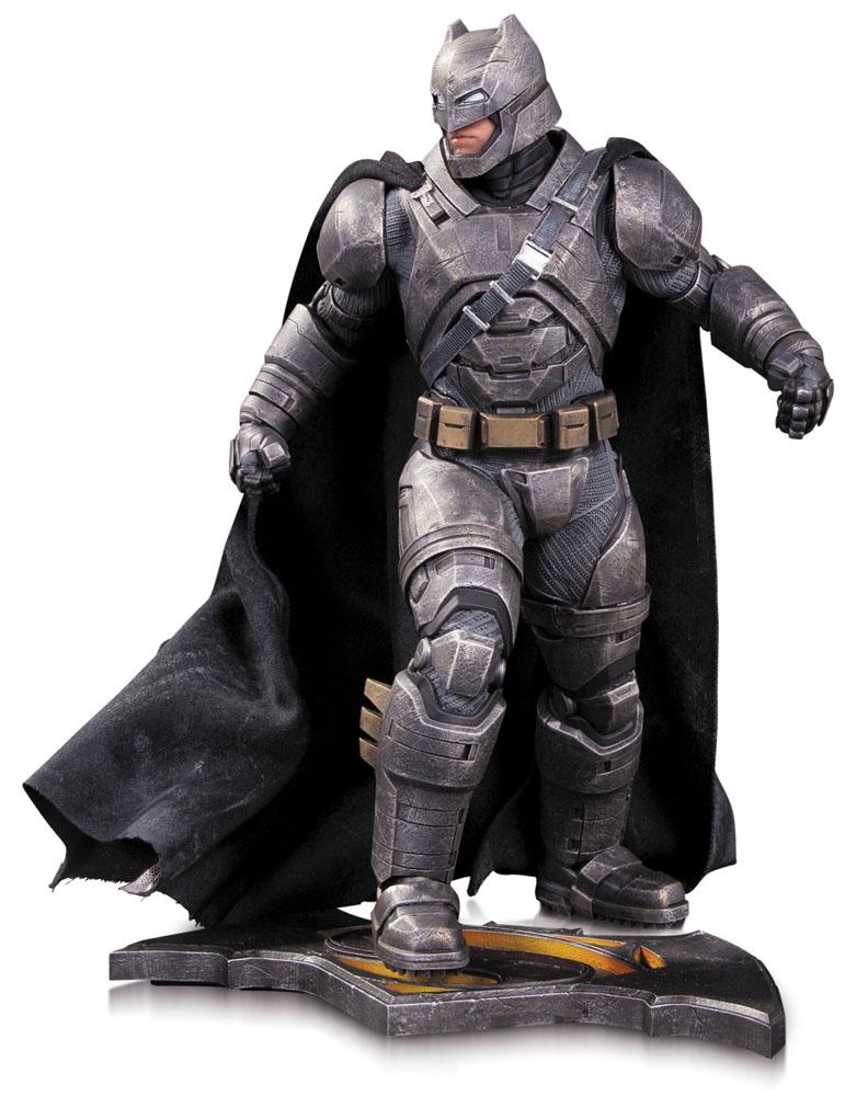 IRON STUDIOS: BATMAN ARMOR DAWN OF JUSTICE Art scale 1/10 X_dccsep150334