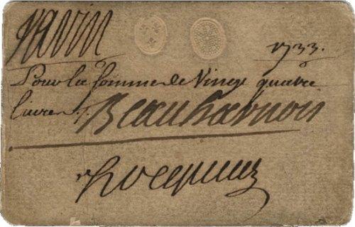 LES ANECDOTES  HISTORIQUES,  DROLES OU ENCORE INSOLITES - Page 4 Billet-Banque