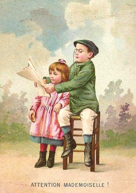 LES ANECDOTES  HISTORIQUES,  DROLES OU ENCORE INSOLITES - Page 30 Bonjour-Lunettes