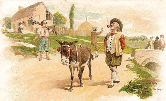 LES ANECDOTES  HISTORIQUES,  DROLES OU ENCORE INSOLITES - Page 30 Eveque-Meunier