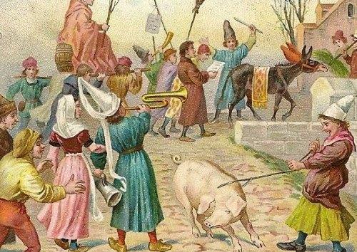 LES ANECDOTES  HISTORIQUES,  DROLES OU ENCORE INSOLITES - Page 5 Jeu-Cochon
