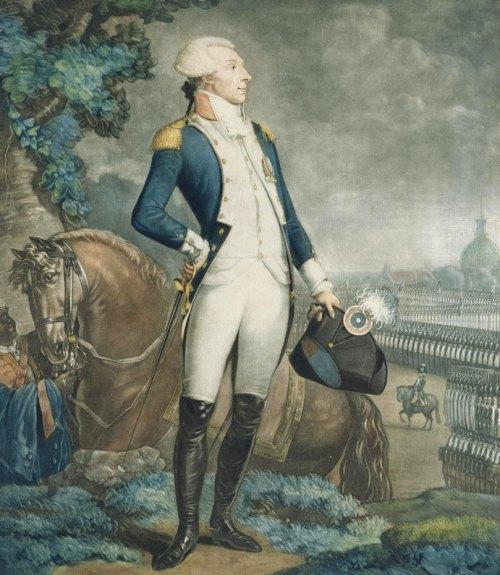 LES ANECDOTES  HISTORIQUES,  DROLES OU ENCORE INSOLITES - Page 31 La-Fayette-2