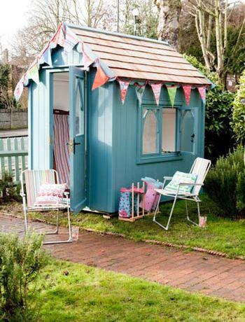 Quelle couleur pour mon abris de jardin  Maissonnette-Bois