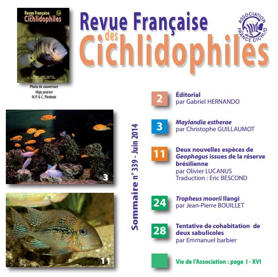 La revue du mois Publié le 3 juin 2014 par Estelle  340_som