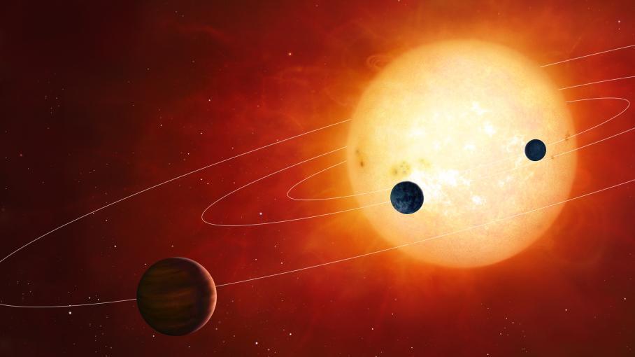 Ce que l'on sait de Kepler-186f, la sœur (presque) jumelle de la Terre (FranceTvInfo) 2836986