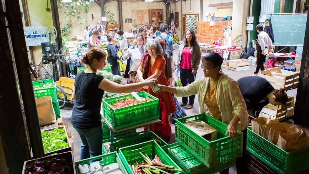 """La Ruche qui dit oui : le business lucratif du """"consommer local"""" 6608797"""