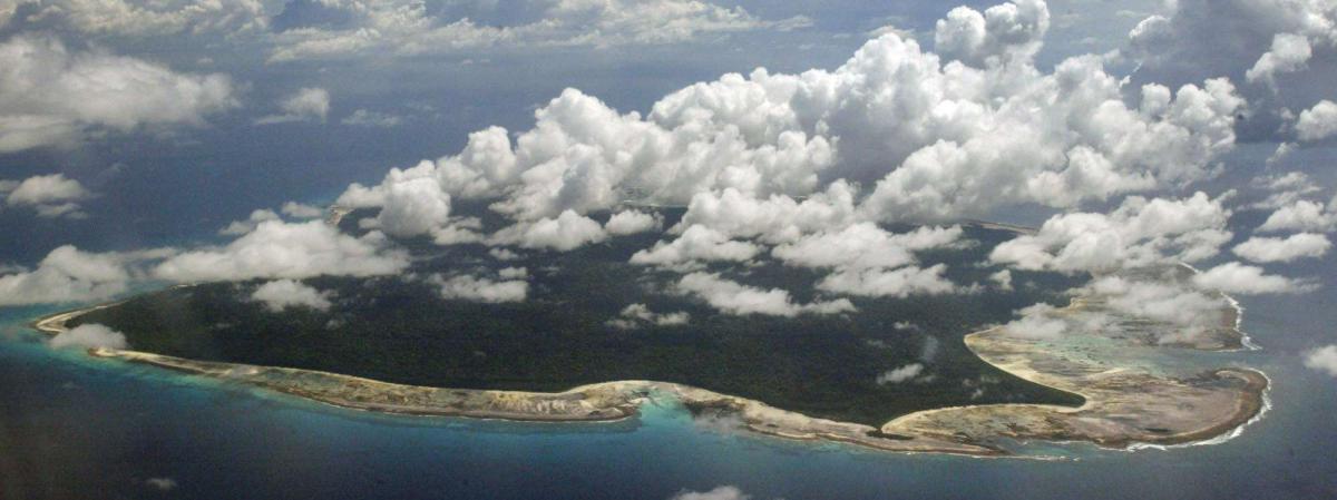 Oui, il existe bien sur la Terre une île habitée que personne ne parvient à approcher 6626127