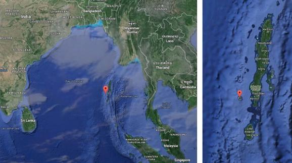 Oui, il existe bien sur la Terre une île habitée que personne ne parvient à approcher 6626231