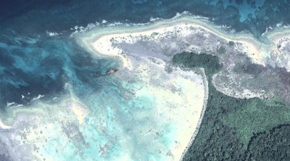 Oui, il existe bien sur la Terre une île habitée que personne ne parvient à approcher 6626189