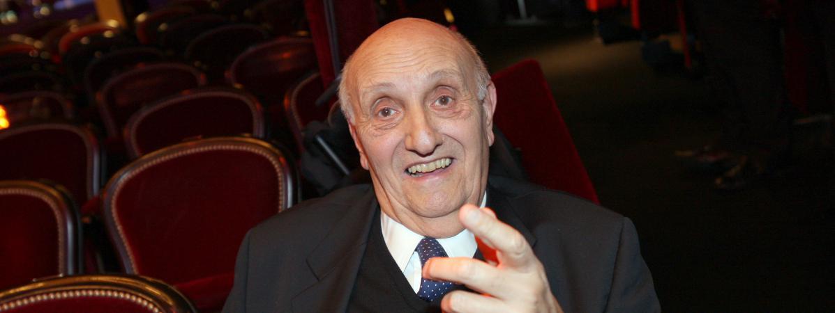 L'animateur Pierre Tchernia est mort à l'âge de 88 ans 10913123