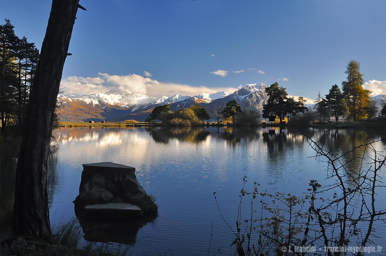 Lac de Martine 26 août trouvé par Ajonc Lac_Saint_Apollinaire_Hautes_Alpes