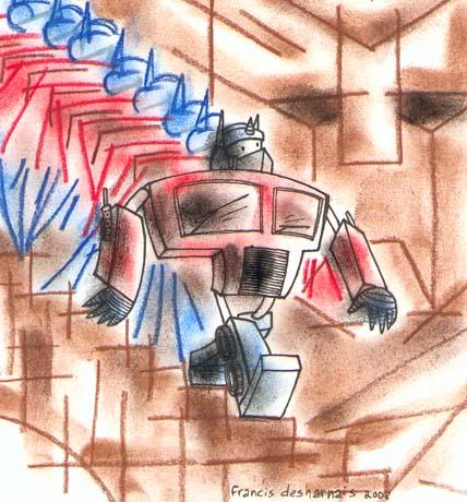 Images comiques du web (TF ou pas) - Page 5 Optimus_escalier_b