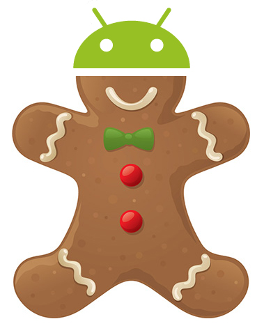 [VIDEO] L'extinction d'Android 3.0 Android-Gingerbread
