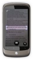 [SOFT] GOOGLE GOGGLES : recherches à partir d'une photo [Gratuit] Translate1
