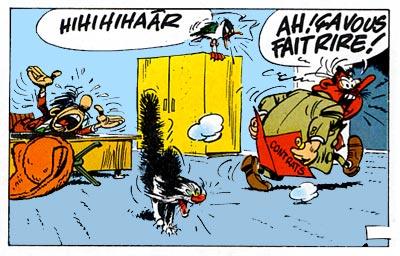 Gaston Lagaffe Demesmaeker03