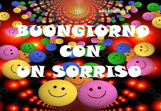 Venerdì 03 Novembre Buongiorno-con-un-sorriso