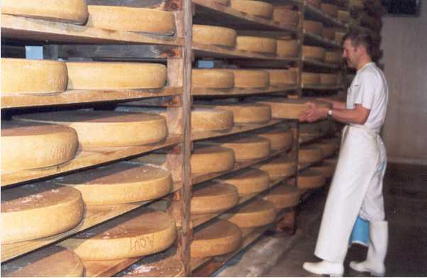 Joyeux Anniversaire Cheese ! Fromagerie_cave