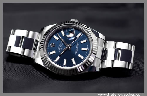 Breitling - [Sondage] Rolex Datejust II ou Breitling Navitimer 01 - Page 2 RolexDJIIFW1