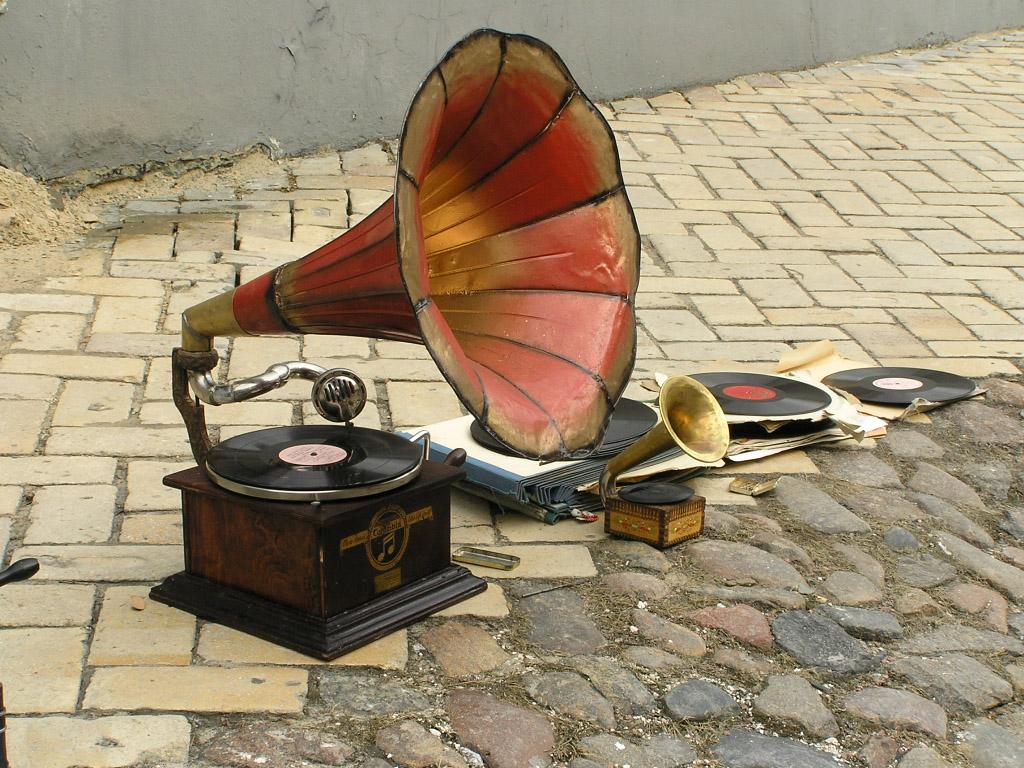 Gramafon Gramophone