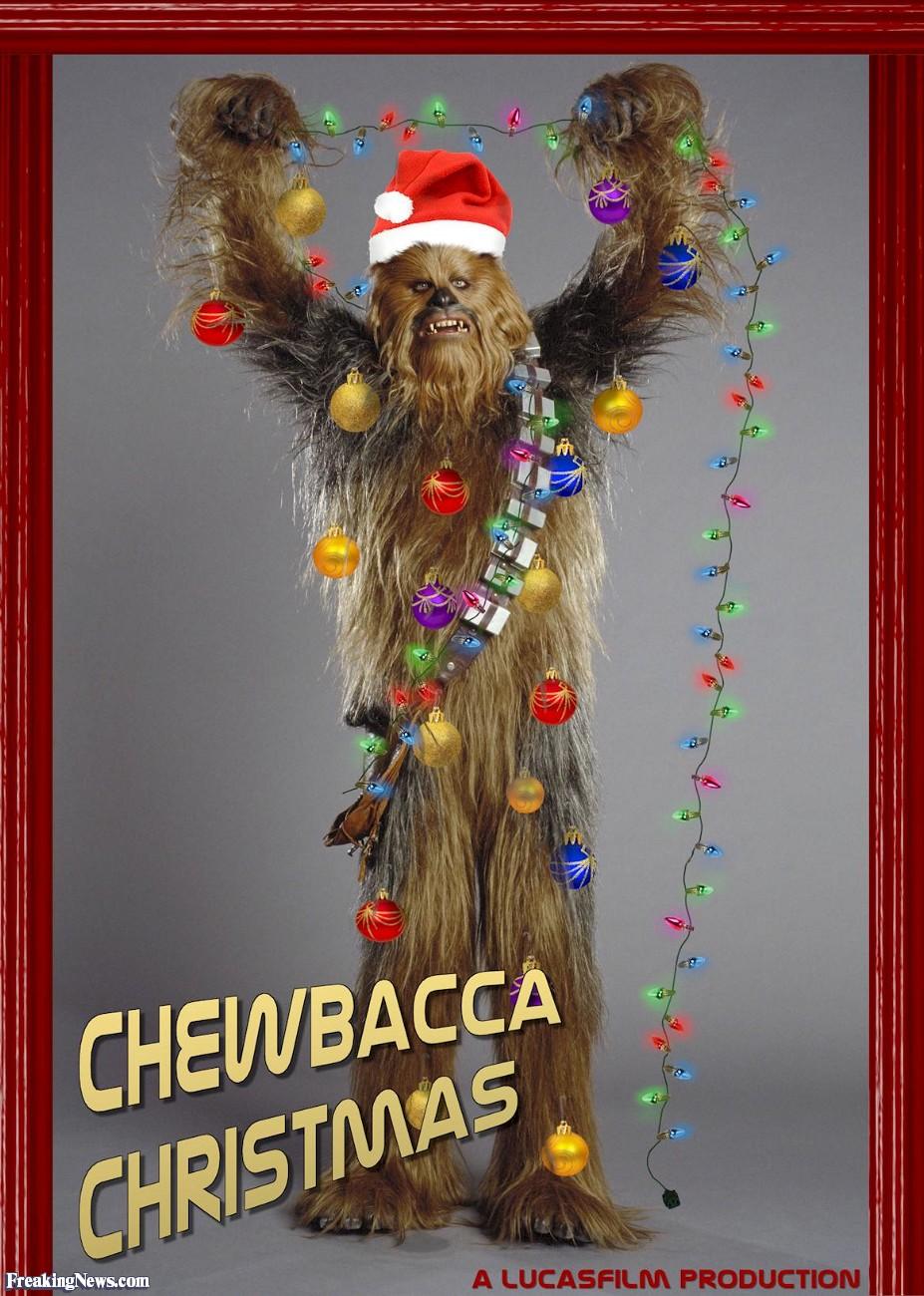 ----- LA NOUVELLE STARFACTOR ACADEMYX -----   Casting officiel 2011   [Flood autorisé] Chewbacca-Christmas-34940