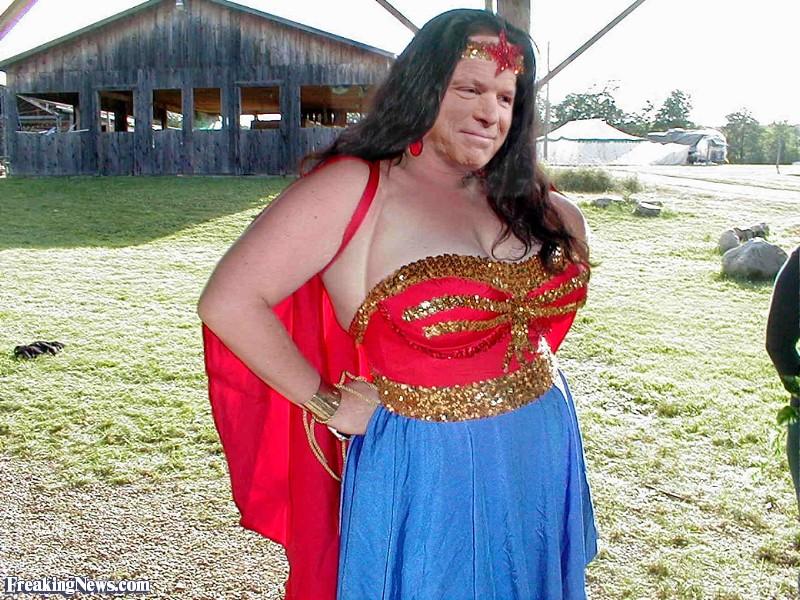 [Jeu] Association d'images - Page 17 Fat-Woman-John-McCain--36208