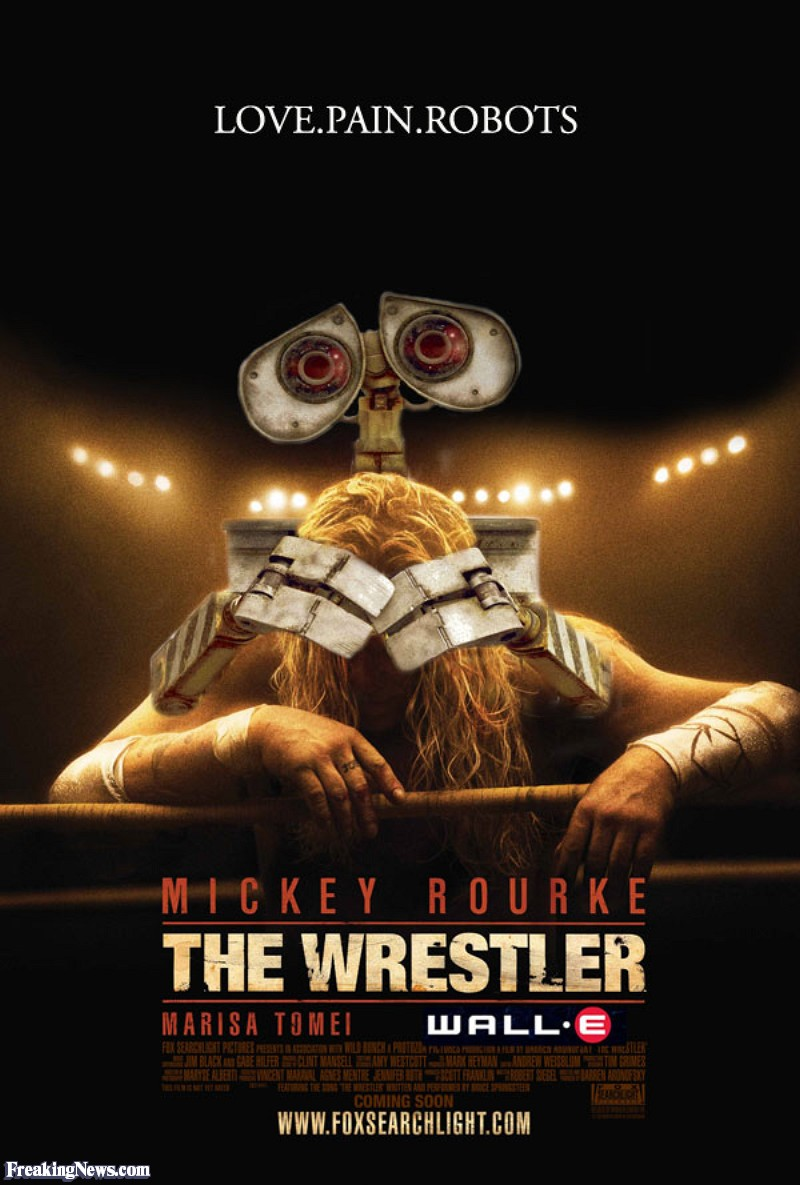 Humour et autres délires catchesques - Page 6 Wall-E-the-Wrestler--53676