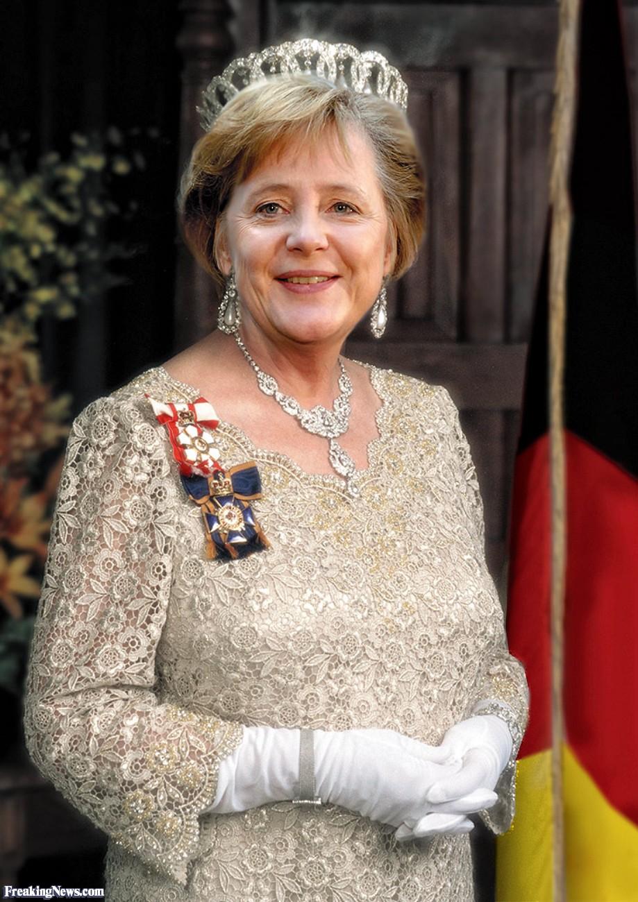 DrMay and MadameMerkel Queen-Angela-Merkel-62600