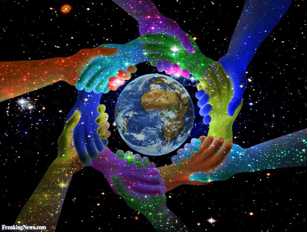 Инуаки - рептилия во мне. Необыкновенные открытия о прошлом, настоящем и будущем Земли, часть 1 Unite-The-Earth-70667