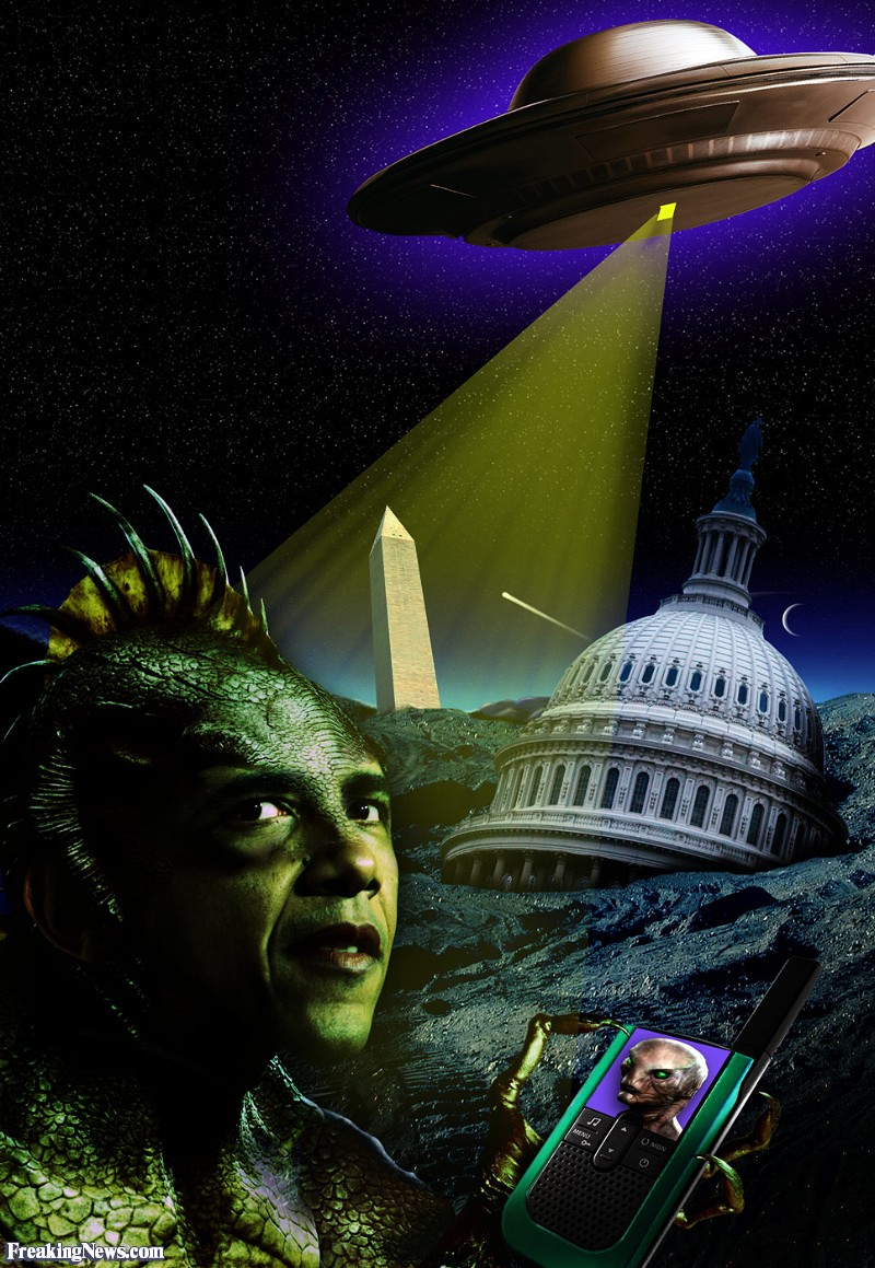 The United States of the Solar System, A.D. 2133 (Book Six) - Page 3 Alien-Barack-Obama-Calling-Home--77788