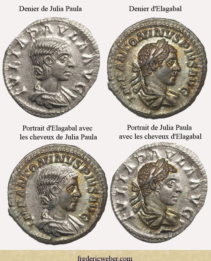 Le vrai visage des empereurs romains (reconstitution) Paula_elagabal
