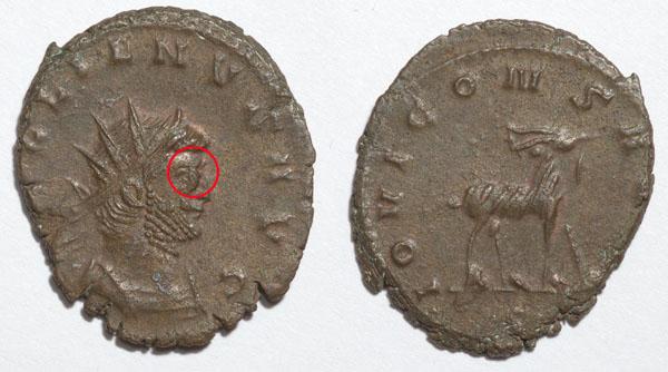 Les erreurs des monétaires sur les monnaies romaines 6