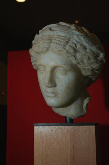 Le musée archéologique de Vaison la Romaine Mv19