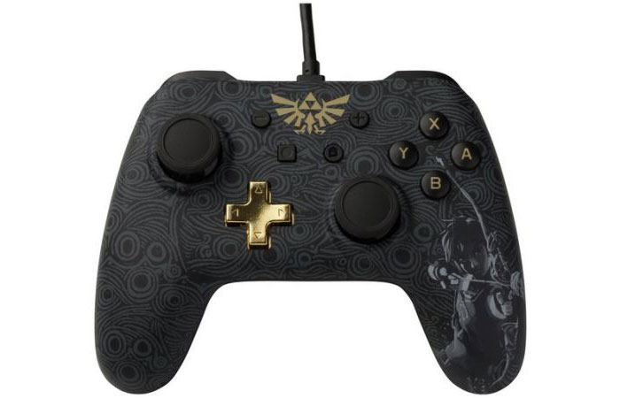 Manette Switch Super Mario et Zelda Manette-switch-1