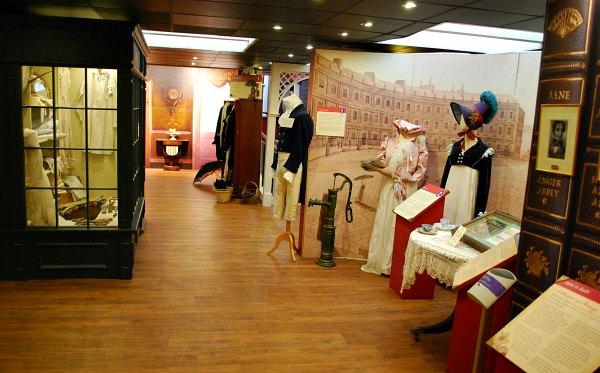 Jane et vous ! Bath-Jane-Austen-Centre-exhibition